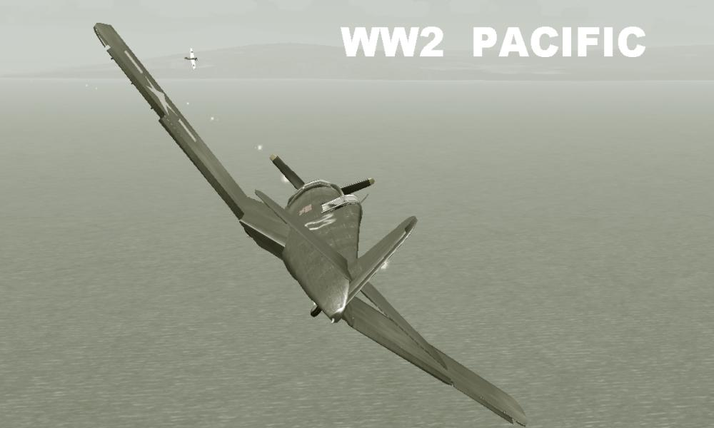 RDJ SIMULATION - WW2 PACIFIC P3D REDUX