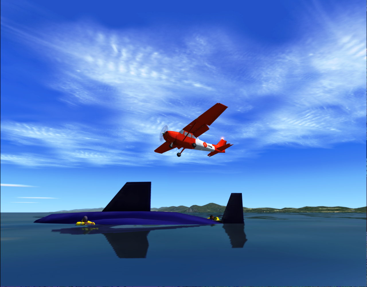 JUSTFLIGHT - RESCUE PILOT MISSION PACK FSX