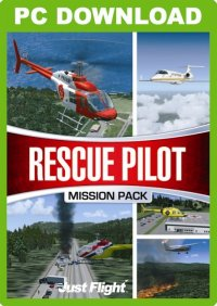 JUSTFLIGHT - 737 PROFESSIONAL - RESCUE PILOT MISSION PACK FSX