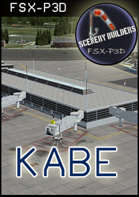FSXCENERY -   KABE LEHIGH VALLEY ALLENTOWN AIRPORT FSX P3D