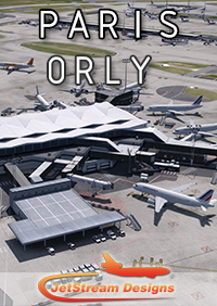JETSTREAM DESIGNS - PARIS ORLY LFPO P3D