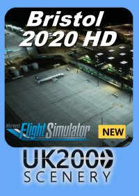 UK2000 SCENERY - BRISTOL 2020HD MSFS