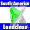 SCENERY TECH - SOUTH AMERICA LANDCLASS