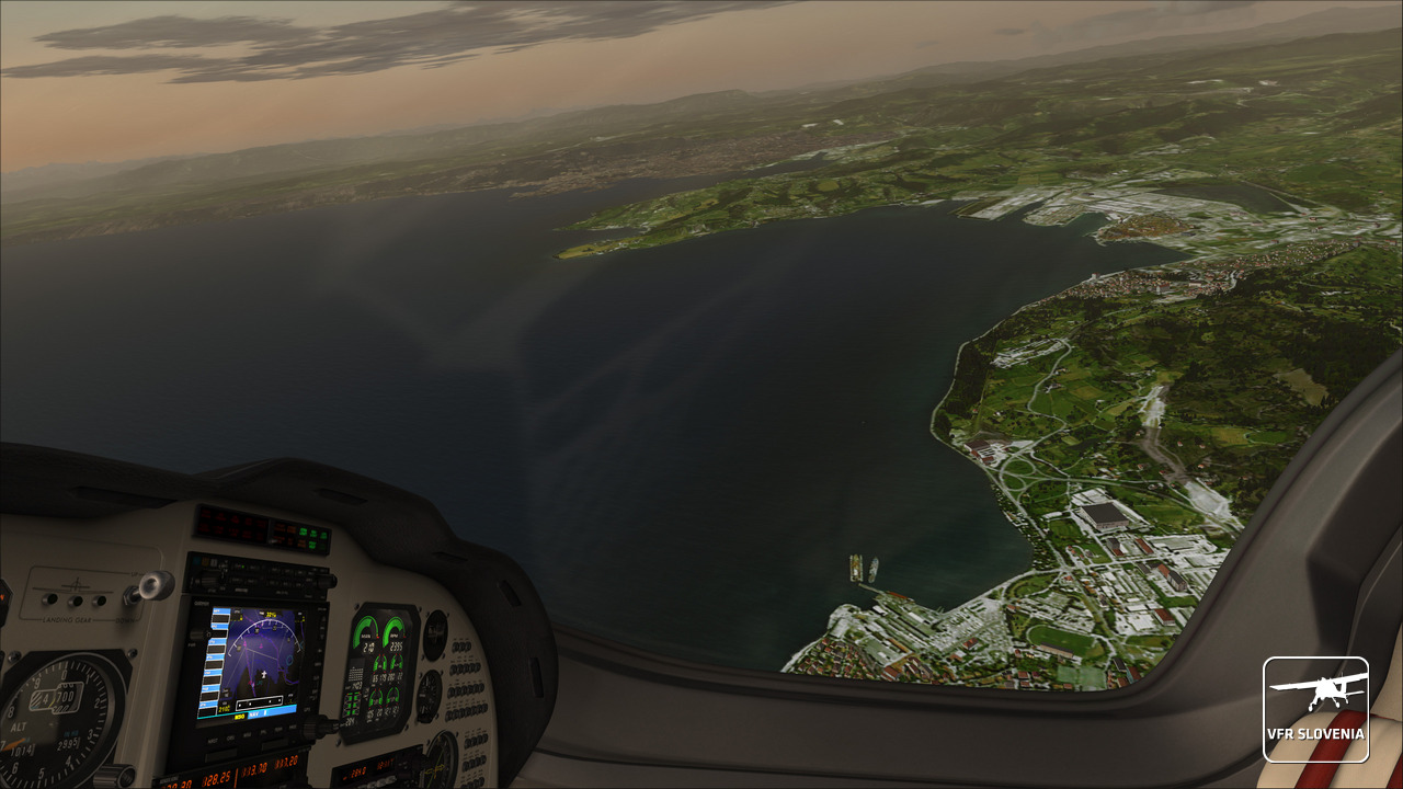 SIMDESIGN - VFR SLOVENIA FSX P3D (DOWNLOAD)