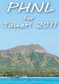 HONOLULU INTERNATIONAL AIRPORT FOR TOWER! 2011