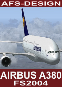 AFS-DESIGN - AIRBUS A380 FAMILY V3 FS2004