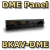 FI - BKAV-DME BENDIX KING STYLE DME PANEL