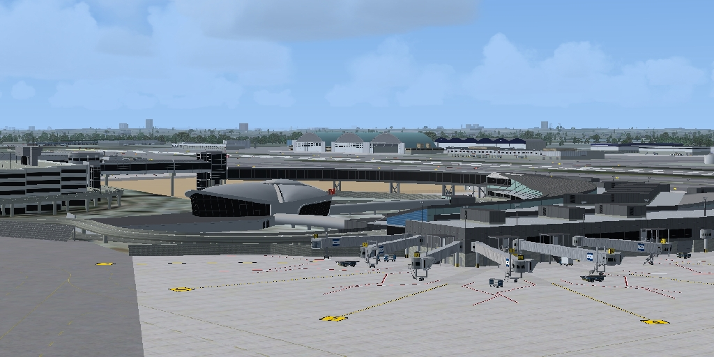 BLUEPRINT - KJFK NEW YORK JOHN F KENNEDY INTL FSX