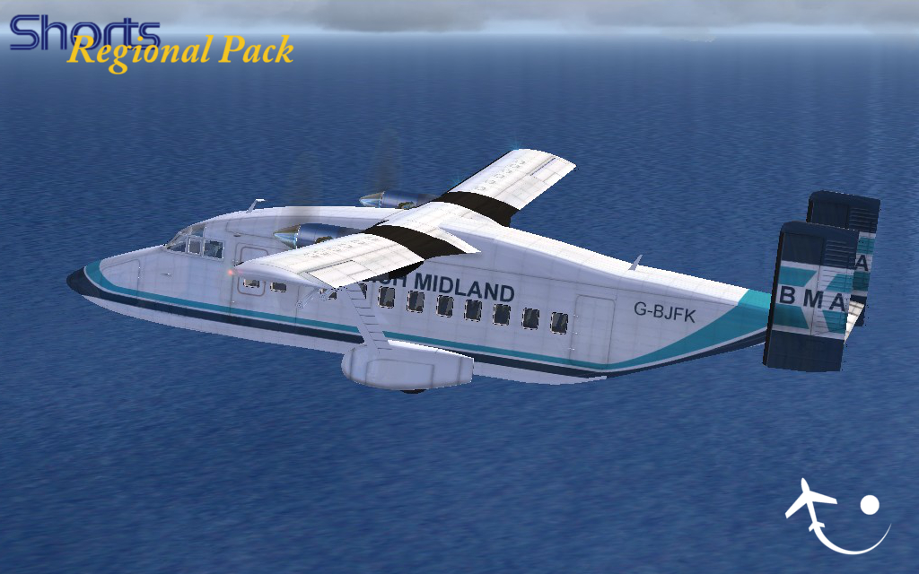 VIRTUALCOL - SHORTS REGIONAL PACK FOR FS2004
