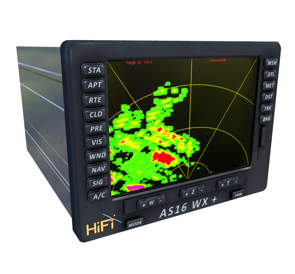 HIFI TECH - ACTIVE SKY 4 P3D4 + ACTIVE SKY 2016 P3D3 UPGRADE ONLY