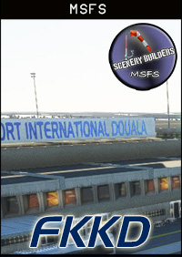 FSXCENERY - FKKD DOUALA INTERNATIONAL AIRPORT MSFS