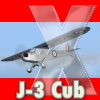 FLIGHT REPLICAS - J-3 CUB