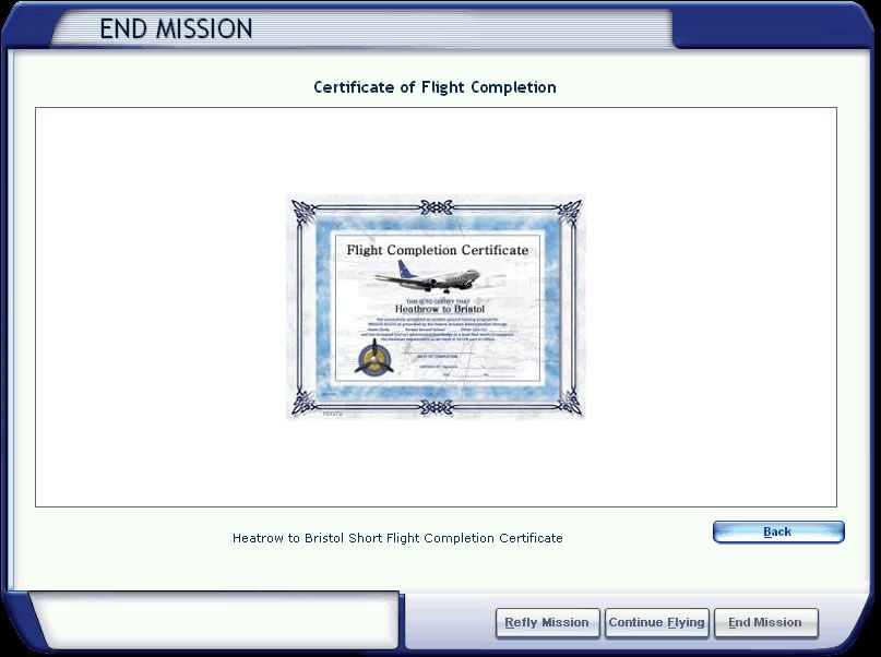SIMPLE FSX MISSIONS - SHORT FLIGHTS