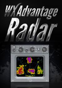 REX SIMULATIONS/MILVIZ - WX ADVANTAGE RADAR