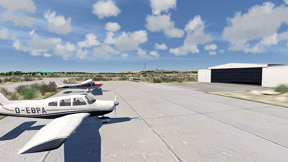 HELGOLAND FOR AEROFLY FS 2