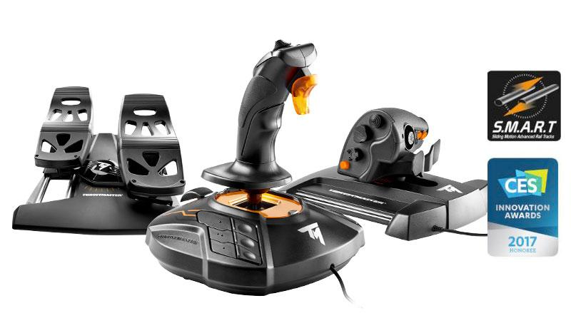 THRUSTMASTER - T.16000M FCS FLIGHT PACK