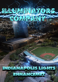 ILLUMINATORS - INDIANAPOLIS (USA) NIGHT LIGHT ENHANCED MSFS