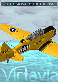 VIRTAVIA - T-6 TEXAN/HARVARD FOR FSX-SE