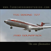 TURBINE SOUND STUDIOS - BOEING 727 JT8D SOUNDPACK