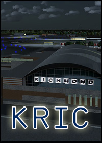 FSXCENERY - RICHMOND INTERNATIONAL AIRPORT FSX
