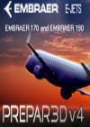 FEELTHERE - EMBRAER E-JETS V1 - EMBRAER 170 AND 190 P3D4