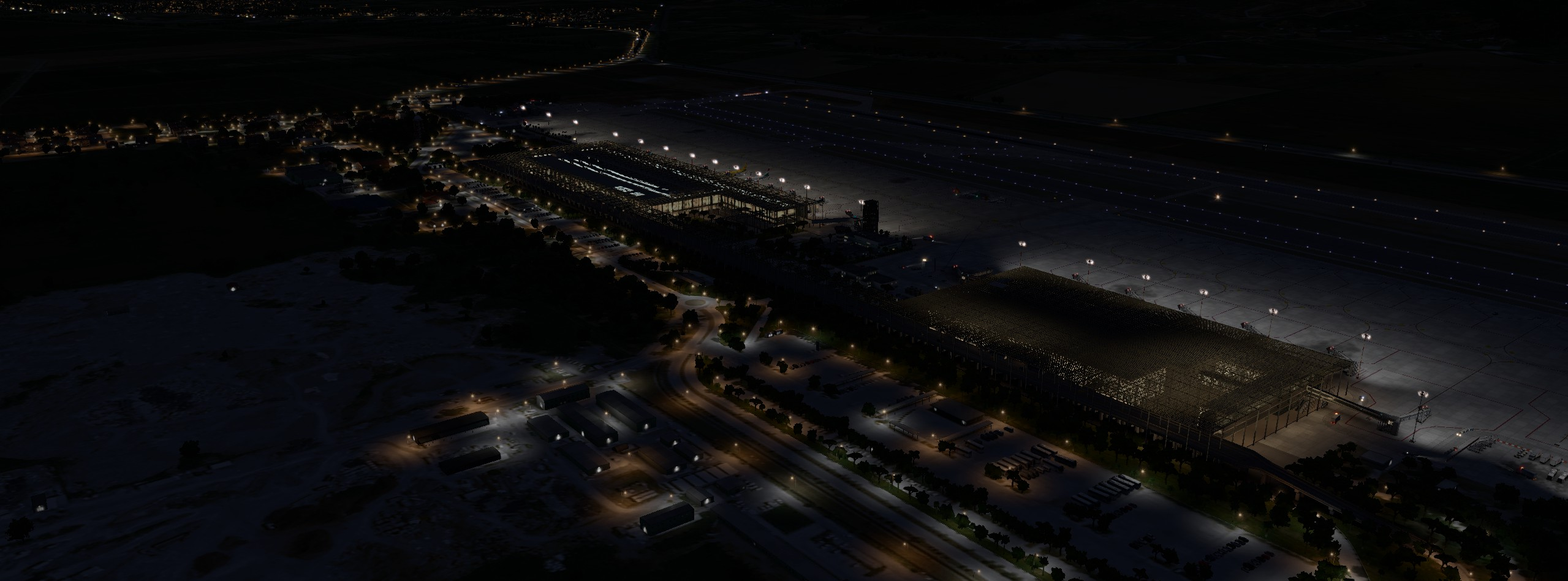 JUSTSIM - DALAMAN INTERNATIONAL AIRPORT X-PLANE 11