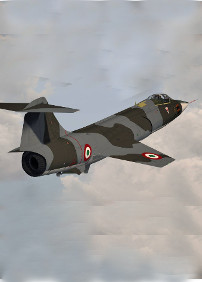 SIM SKUNK WORKS - LOCKHEED MARTIN/AERITALIA F-104 S FOR P3D V.4.X