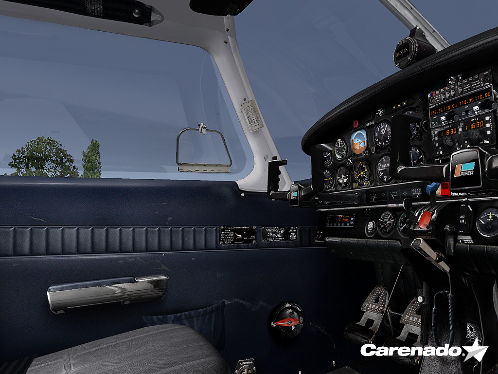 CARENADO - PIPER PA-28RT 201 ARROW IV FS2004