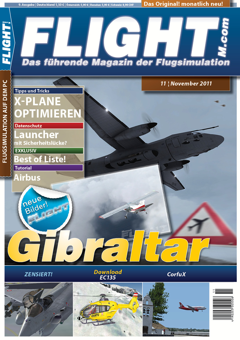 FLIGHT! MAGAZIN - AUSGABE 11 2011