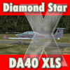 LIONHEART - DIAMOND STAR DA40 XLS FSX P3D