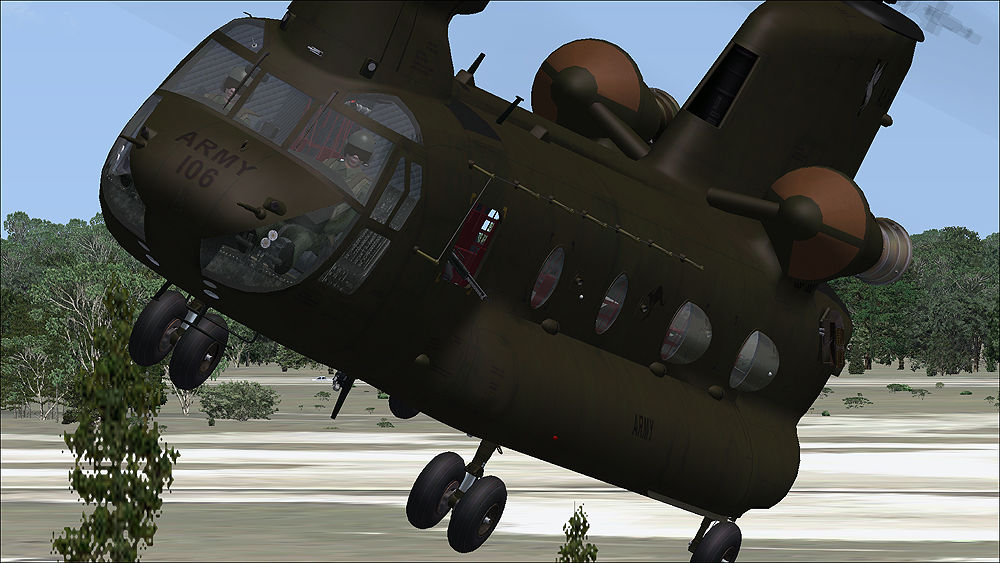 VIRTAVIA - CH-47D CHINOOK FSX STEAM EDITION DLC
