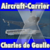 AIRSIM - AIRCRAFT-CARRIER CHARLES DE GAULLE AND DJIBOUTI