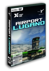 AEROSOFT - AIRPORT LUGANO FOR X-PLANE 10 (DOWNLOAD)
