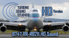 TURBINE SOUND STUDIOS - BOEING 747 RR RB211-524 HD SOUNDPACK FS2