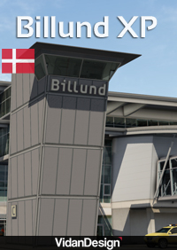 VIDAN DESIGN - BILLUND XP - X-PLANE 11