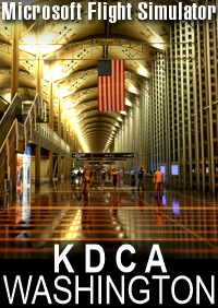 DRZEWIECKI DESIGN - KDCA WASHINGTON NATIONAL MSFS
