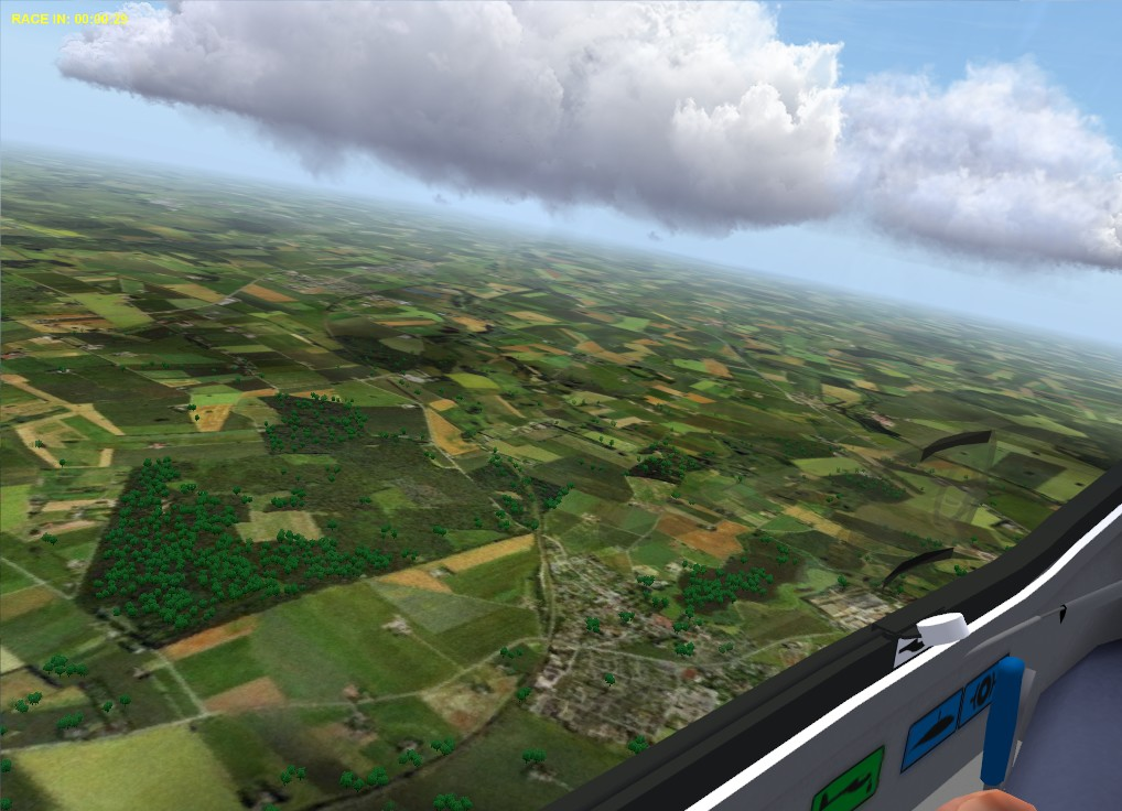 TABURET - DENMARK PHOTOREALISTIC SCENERY FOR CONDOR