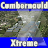 UK2000 SCENERY - CUMBERNAULD XTREME EGPG FSX P3D FS2004