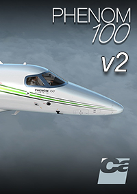 CARENADO - E50P PHENOM 100 HD SERIES V2  FSX P3D