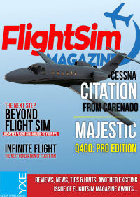 FLIGHTSIM MAGAZINE I13 - SUMMER 2016 FREE