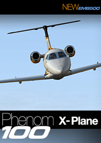 CARENADO - E50P PHENOM 100 HD SERIES X-PLANE 10/11