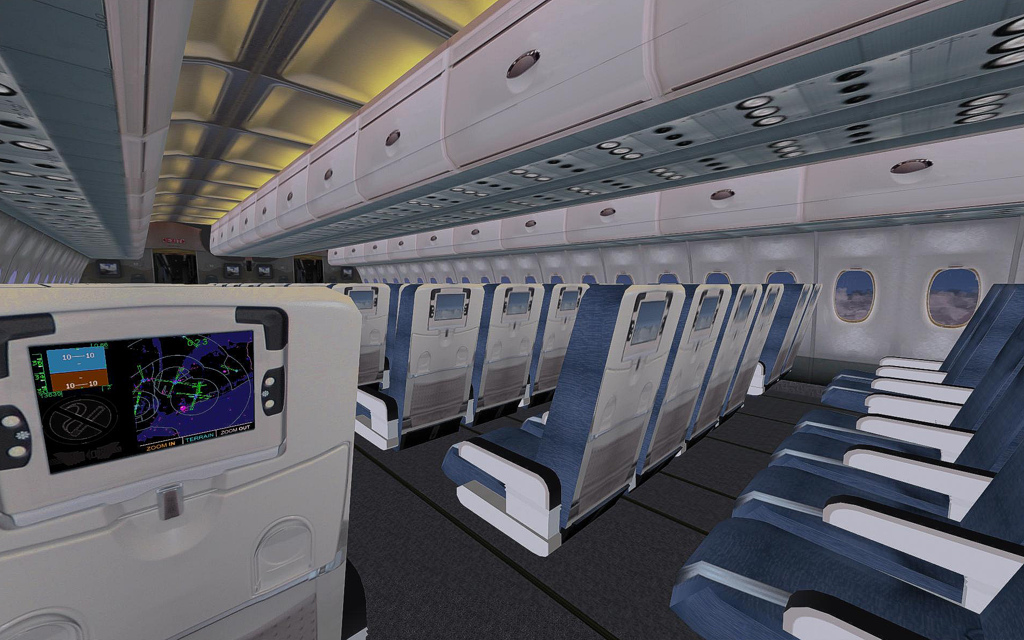 AFS-DESIGN - BOEING COLLECTION - UNITED AIRLINES FSX-STEAM
