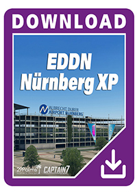 29PALMS / CAPTAIN 7 - EDDN - NUREMBERG XP X-PLANE 11