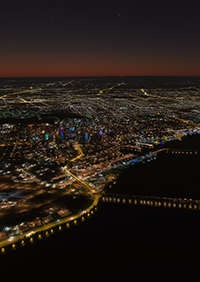 ILLUMINATORS - MONTREAL NIGHT LIGHT ENHANCED MSFS