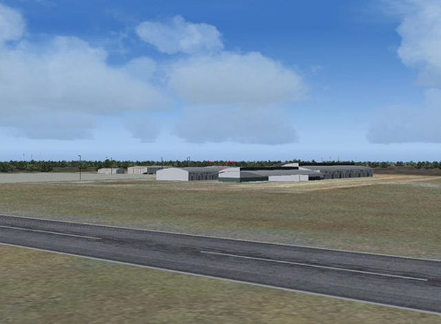 BLUEPRINT - NEW RALEIGH-DURHAM INTERNATIONAL AIRPORT KRDU FS2004