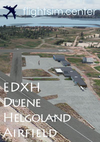 FLIGHTSIM.CENTER - EDXH DÜNE HELGOLAND SCENERY MSFS