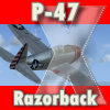 A2A SIMULATIONS - WINGS OF POWER 3 - P-47 RAZORBACK