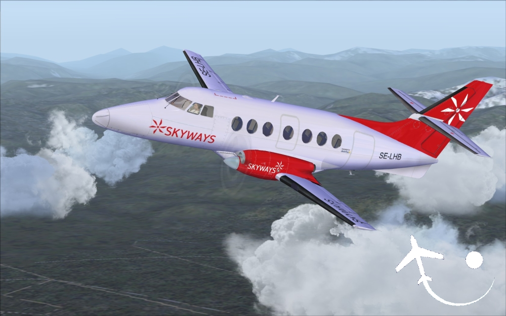 VIRTUALCOL - JETSTREAM SUPER 31 FOR FS2004