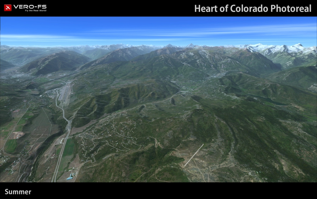 VERO - HEART OF COLORADO PHOTOREAL 2.0 - SEASONAL
