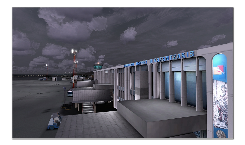 AEROSOFT - HERAKLION X V2 FSX P3D FS2004 (DOWNLOAD)